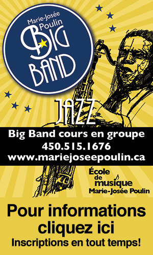Big Band cours en groupe